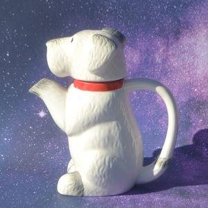 """Cath Kidston Dog """"Billie"""" Ceramic Teapot"""